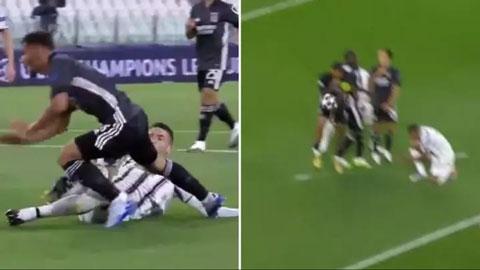 Juventus và Lyon được hưởng 2 quả phạt đền tồi tệ?