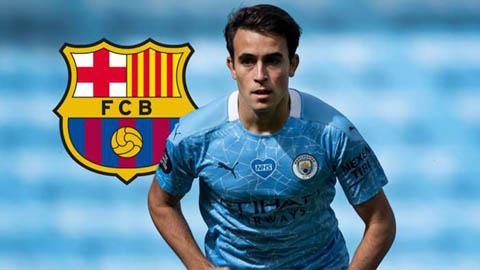 Barca chọc tức Man City với đề nghị 'khiếm nhã' hỏi mua Eric Garcia