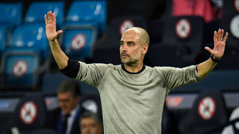 """Guardiola: """"Thắng Real là chưa đủ, Man City muốn vô địch Champions League"""""""