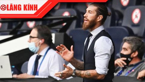 Tản mạn quanh sự vắng mặt của Ramos