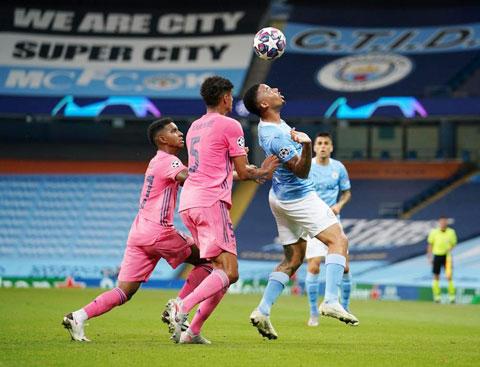 Man City đang hướng tới chức vô địch đầu tiên tại Champions League sau khi đã loại Real
