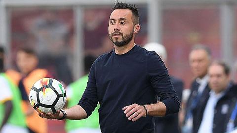 De Zerbi, người biến Sassuolo trở thành CLB đáng xem nhất Serie A