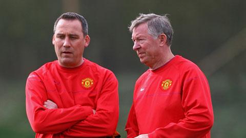 Cựu trợ lý Rene Meulensteen của Sir Alex Ferguson: 'M.U vô địch Champions League nhờ... Roger Federer'