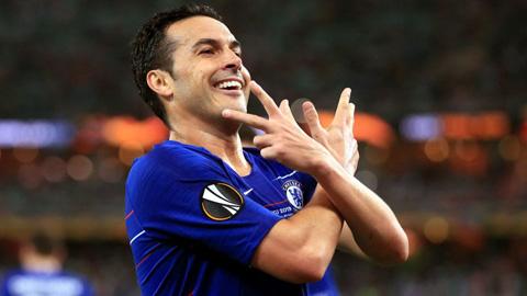 'Cận vệ già' Pedro nói lời chia tay Chelsea đầy cảm xúc