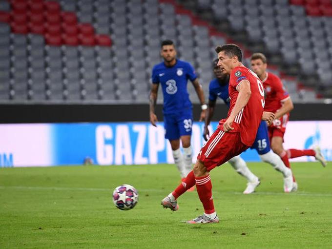 5 điểm nhấn sau màn hủy diệt Chelsea 4-1 của Bayern