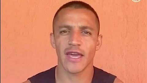 Sanchez lần đầu lên tiếng từ khi được M.U bán sang Inter Milan