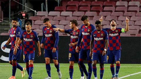 Kết quả lượt về vòng 1/8 & lịch thi đấu tứ kết Champions League 2019/20
