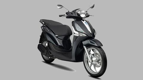 Liberty One 2020 ra mắt tại VN thiết kế siêu đẹp giá 48,9 triệu, đấu Honda SH Mode, Yamaha Grande