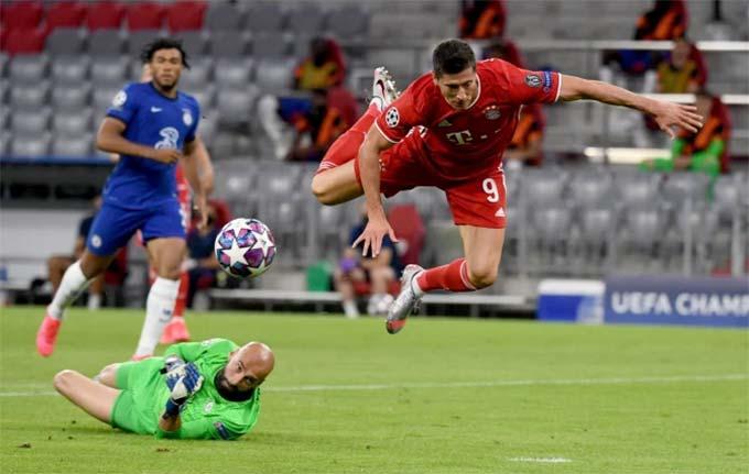 Chelsea không thể ra biển lớn với một thủ môn như Caballero