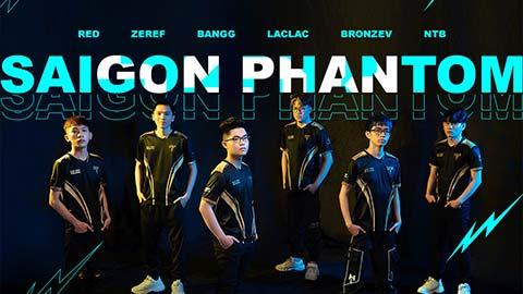 Liên quân Mobile: Saigon Phantom cho BronzeV cơ hội sửa sai
