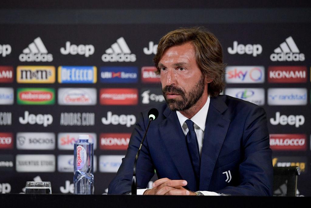Juventus khiến giới chuyên môn bất ngờ khi chọn Andrea Pirlo