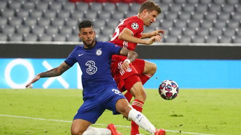 Thắng vang dội Chelsea, nhưng Bayern chưa hoàn hảo