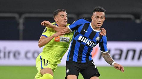 Inter sẽ bị Leverkusen loại nếu cứ đá như trước Getafe
