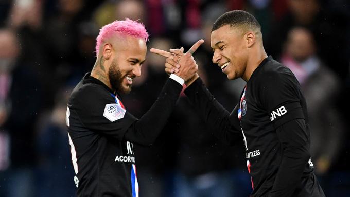 Mbappe chưa bình phục hoàn toàn chấn thương có thể khiến PSG gặp khó khăn