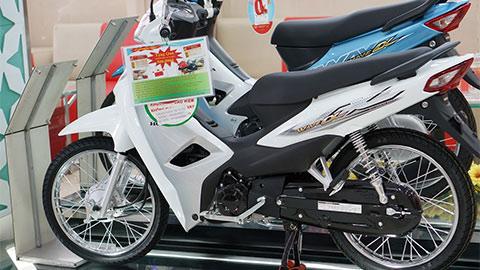Honda Wave Alpha, Wave RSX, Future 125 2020 thiết kế hiện đại, có giá bán ra sao trong tháng 8?
