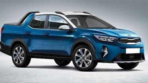 Kia sắp tung ra bán tải giá rẻ, đẹp như Hyundai Santa Cruz, cạnh tranh Ford Ranger, Mitsubishi Triton
