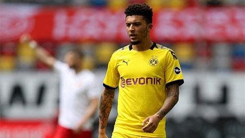 Sếp Dortmund xác nhận Sancho không gia nhập M.U, ở lại đến 2023