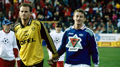 Solskjaer & Solbakken: Mãi là anh em tốt