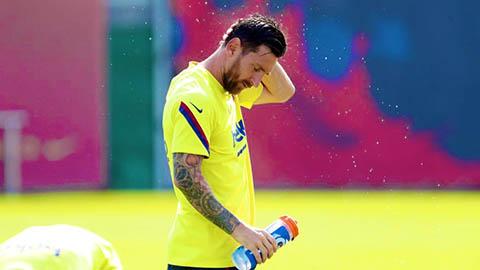 9 CLB vẫn trắng lưới trước 'họng súng' của Lionel Messi
