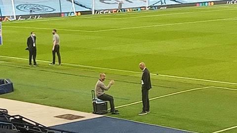 Guardiola và Zidane đã nói gì sau khi Man City đánh bại Real?