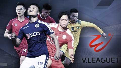 Top 5 kèo trái ấn tượng nhất V.League 2020 sau 11 vòng đấu