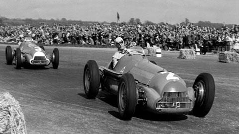 Kỷ niệm 70 năm chặng F1 đầu tiên trong lịch sử: Cột mốc Silverstone
