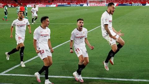 Sevilla sẽ giành chiến thắng để khẳng định vị thế đội bóng số 1 trong lịch sử UEFA Cup/Europa League