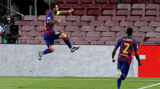 Messi là vua phá lưới và vua kiến tạo ở La Liga mùa vừa rồi