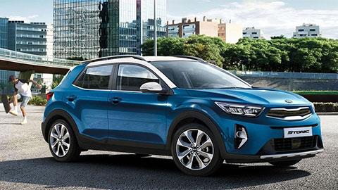 Kia Stonic 2021 ra mắt với kiểu dáng thể thao, động cơ tăng áp, đấu Ford Ecosport, Hyundai Kona