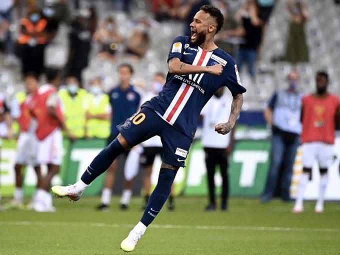 Neymar cần giúp PSG vô địch Champions League mùa này