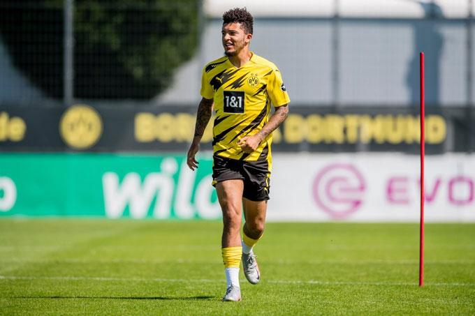 Sancho sẽ ở lại Dortmund mùa tới