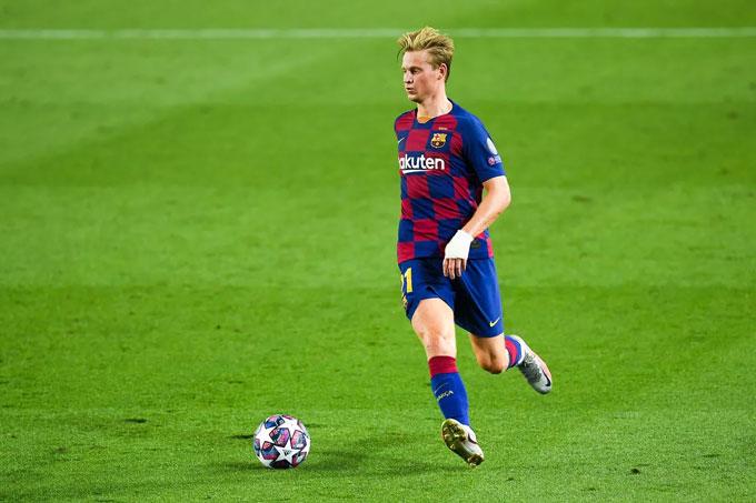 De Jong là cái tên có phẩm chất để gia tăng cường độ cho Barca