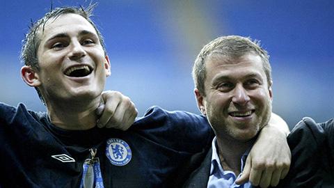 Abramovich cấp 200 triệu bảng cho Lampard tự do mua sắm