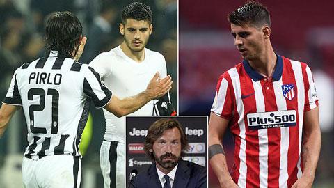 Hé lộ bản hợp đồng đầu tiên Pirlo muốn mang về Juventus