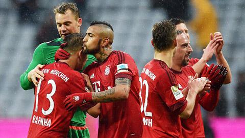 Barca cẩn thận, Bayern rất thích vùi dập đối thủ ở vòng knock-out