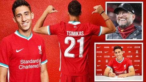 Kostas Tsimikas sẽ mang lại điều gì cho The Kop?