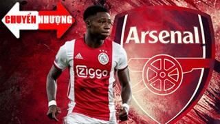 Tin chuyển nhượng 12/8: Arsenal duyệt chi 25 triệu bảng cho sao Ajax