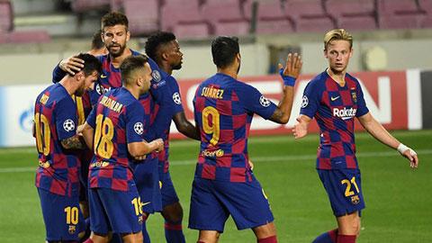 Barca xác nhận có ca dương tính Covid-19 trước thềm đại chiến với Bayern