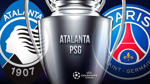 PSG vào đời bằng đại lộ còn Atalanta vào đời bằng... lối nhỏ