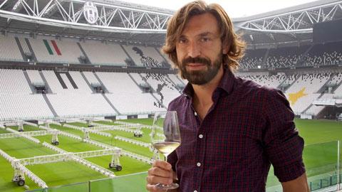 Tân HLV trưởng Juventus, Andrea Pirlo: Doanh nhân làm bóng đá... cho vui