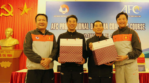 TTK VFF Lê Hoài Anh: 'VFF tin tưởng  cặp bài trùng Adachi - Akira'