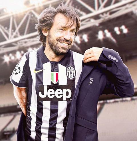 Andrea Pirlo đang có nhiều dự án kinh doanh, nhưng anh vẫn trở lại với bóng đá sau khi giải nghệ