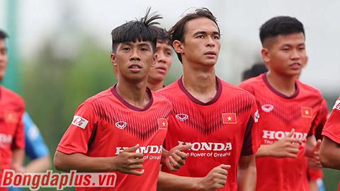 HLV Park Hang Seo triệu tập 48 cầu thủ cho U22 Việt Nam