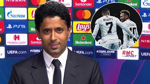 'Neymar và Mbappe sẽ không bao giờ rời PSG'