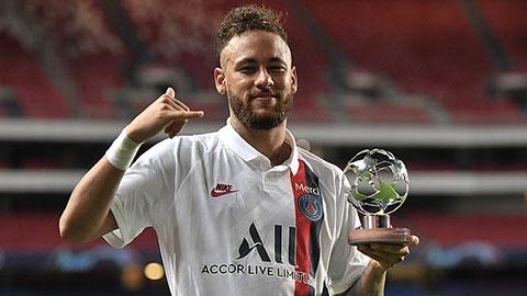 Neymar gửi chiến thư tới các đối thủ sau chiến thắng của PSG