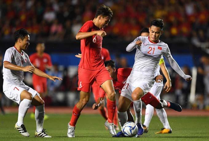 Giải đấu nào chờ ông Park Hang Seo trong năm 2021?