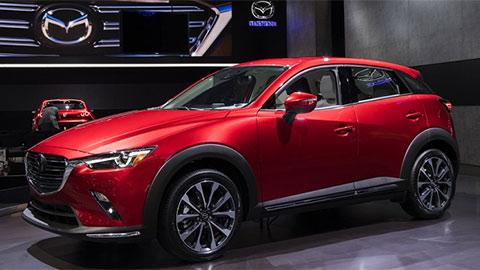 Mazda CX-3 2021 thiết kế bắt mắt, giá hơn 470 triệu, đối thủ của Hyundai Kona, Kia Seltos