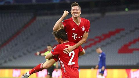 5 lý do Bayern sẽ hạ Barca ở tứ kết Champions League