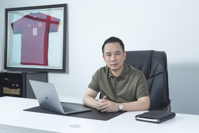 Ông Nguyễn Trung Kiên - TGĐ Next Media