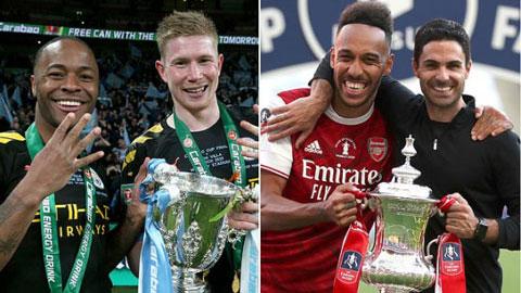 FA Cup và League Cup 2020/21 bỏ luật đá lại, tiền thưởng giảm đáng kể